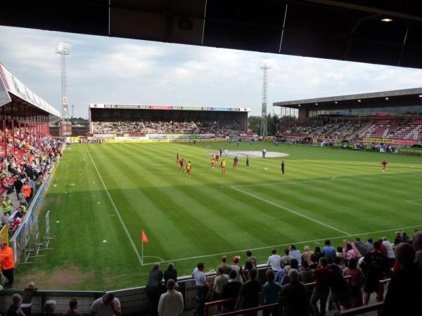วิเคราะห์บอล [ เบลเยี่ยม โปรลีก ] คอร์ไทรจ์ VS สตองดาร์ด ลีแอช สนามเเข่ง