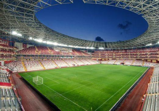 วิเคราะห์บอล [ ตุรกี ซุปเปอร์ลีก ] อันตัลย่าสปอร์ VS ชีวาสสปอร์  สนาม